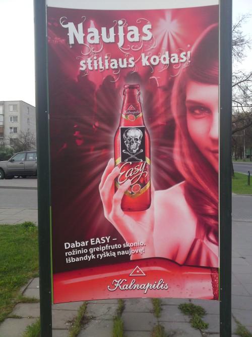 Nefotošopintą Lietuvą.